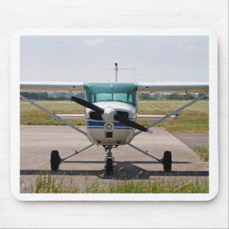 Cessna light aircraft mouse pad
