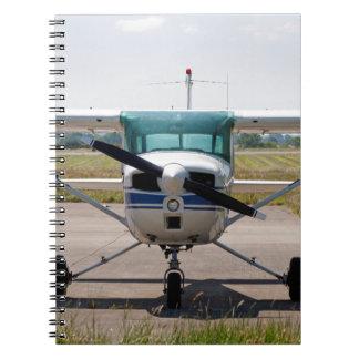 Cessna light aircraft notebooks