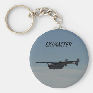 Cessna Skymaster Keychain