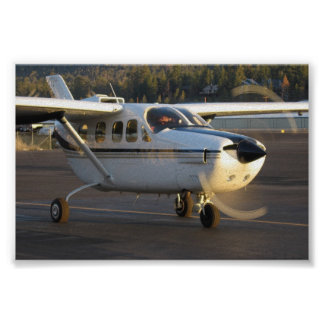 Cessna Skymaster  Poster