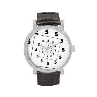 C'est 5 heures quelque part montres