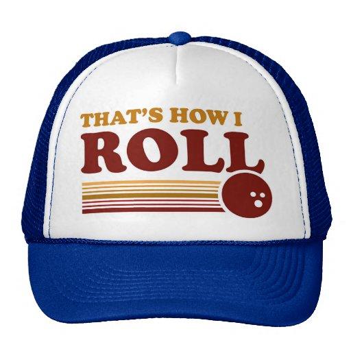 C'est comment je roule casquettes de camionneur