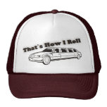 C'est comment je roule le chapeau de limousine de  casquette de camionneur