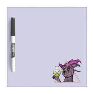 C'est Du Poison Dry Erase Board