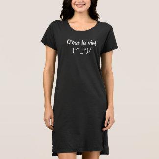 C'est la vie - Bella Canvas ladies T-shirt