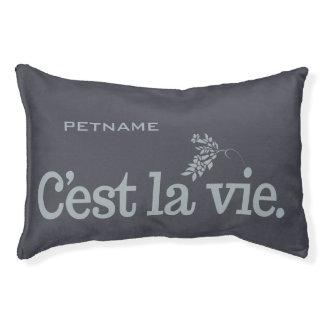 C'est La Vie custom dog beds Small Dog Bed