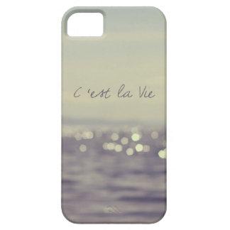 C'est La Vie iPhone 5 Cover