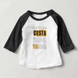 Cesta tshirts