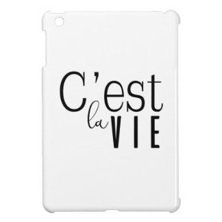 cestlavie C'est la Vie iPad Mini Case