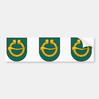 Cesvaine, Latvia Bumper Sticker
