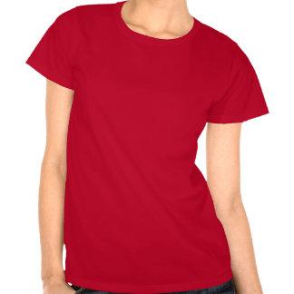 Cette fille aime la chemise de Noël T-shirt
