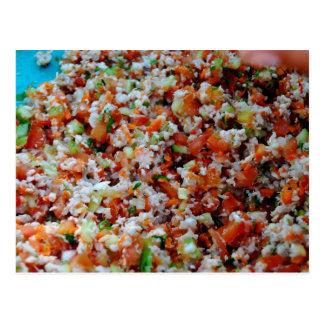 Ceviche Postcard