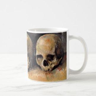 Cezanne Fine Art Skulls Mug