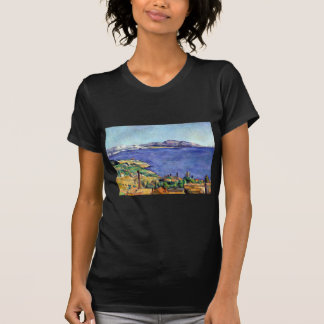 Cezanne Gulf of Marseilles Seen from L'Estaque T-Shirt