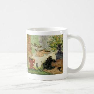 Cezanne Modern Olympia Coffee Mug