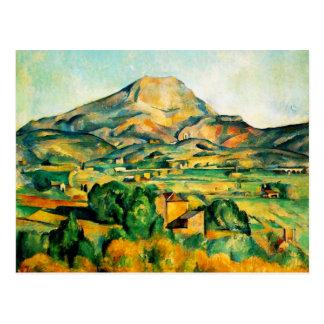 Cezanne Mont Sainte-Victoire Postcard