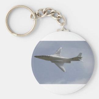 CF-101 Banking A Turn Basic Round Button Keychain