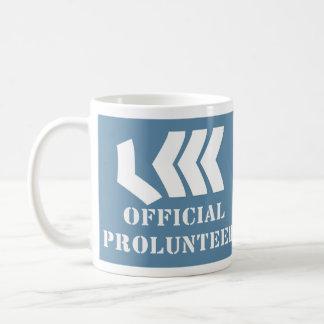 CFAM Prolunteer Mug