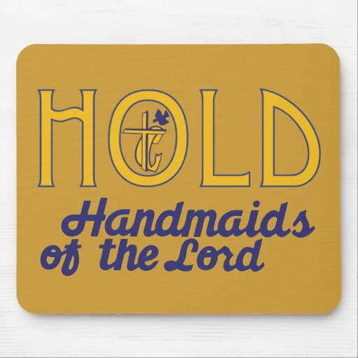 CFC Handmaids of the Lord Mousepad