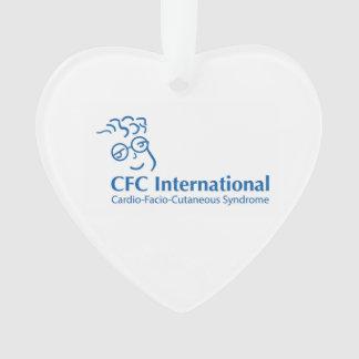 CFC Heart Ornament