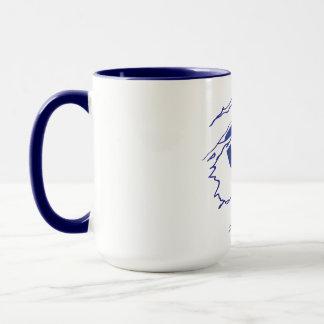 CFHV Super Hero coffee mug