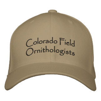 CFO embroidered cap Embroidered Hats