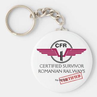 CFR Survivor keychain