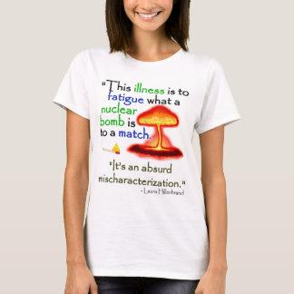 CFS/Absurd Mischaracterization Light T-Shirt
