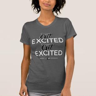 CFW Women T-Shirt GRAY BLACK WHITE
