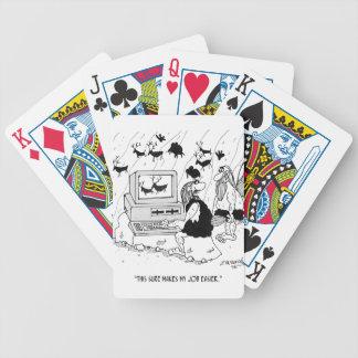 CGI Crtoon 2857 Bicycle Playing Cards