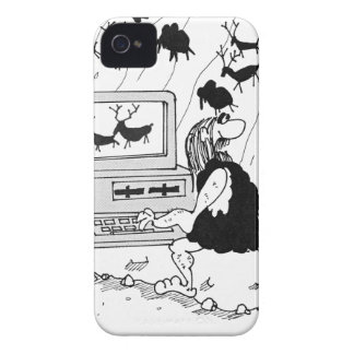CGI Crtoon 2857 iPhone 4 Case