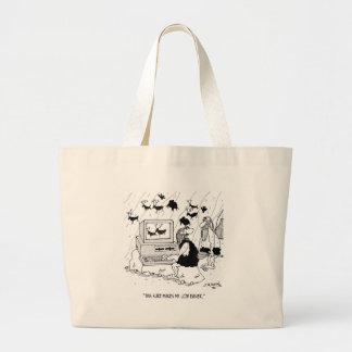 CGI Crtoon 2857 Large Tote Bag