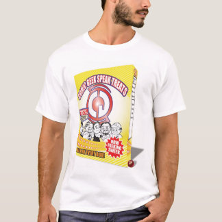 CGS Cereal w/ URL T-Shirt