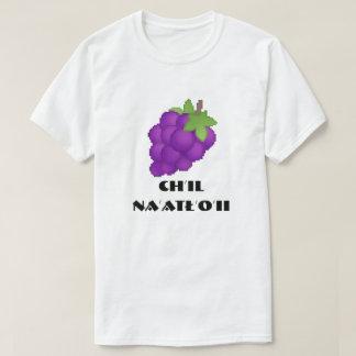 Ch'il na'atł'o'ii , Grape in Navajo T-Shirt