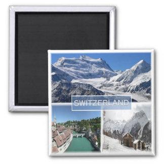 CH * Switzerland Magnet