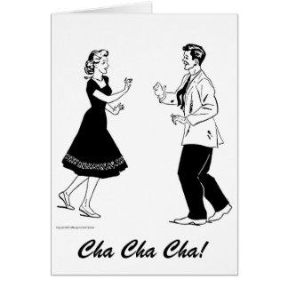 Cha Cha Card
