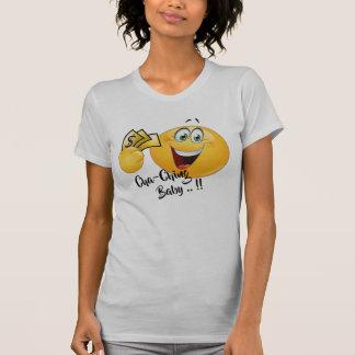 Cha-Ching money gold digger emoji Funny T-shirt