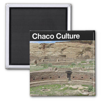Chaco Culture NHP Magnet