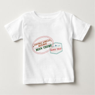 Chad Been There Done That Baby T-Shirt