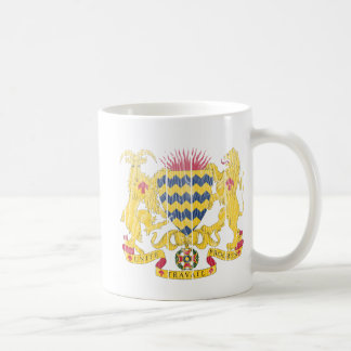 Chad Coat Of Arms Coffee Mug
