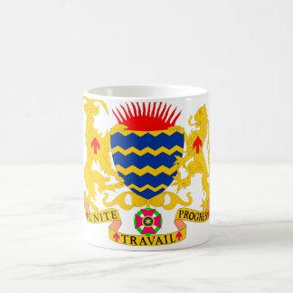 chad emblem coffee mug