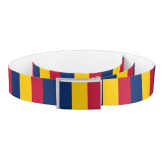 Chad Flag Belt