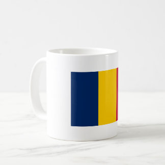 Chad Flag Coffee Mug