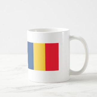 Chad Flag Coffee Mug