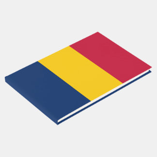 Chad Flag Guest Book