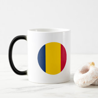 Chad Flag Magic Mug