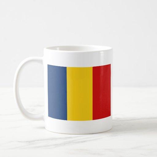 Chad Flag ~ Map Mug