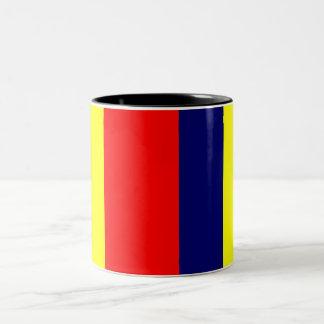 Chad Flag Mug