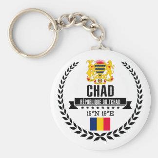 Chad Keychain