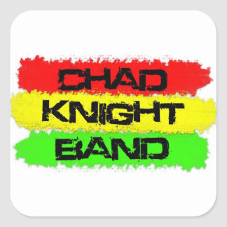 Chad Knight Band Reggae Sticker